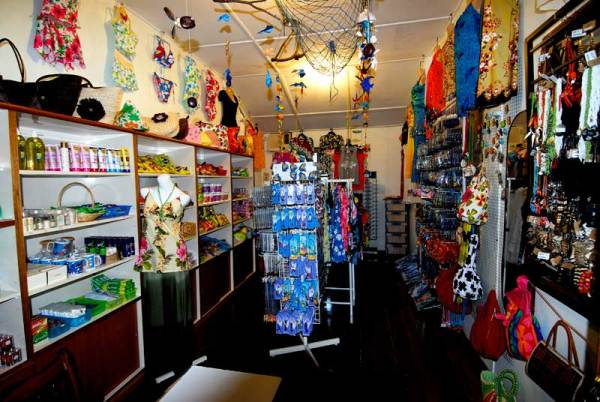 Redang Kalong Resort Souvenir Shop