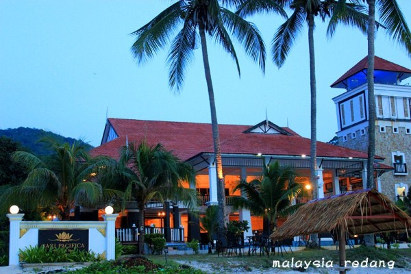 3d2n Sari Pacifica Resort & Spa Redang Full Board Package