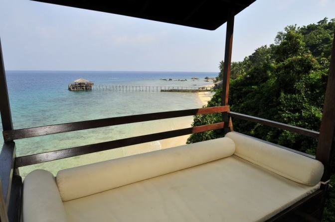 Japamala Tioman Resort Sea Cliff Room