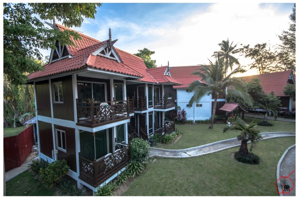Paya Beach Resort Superior Chalet