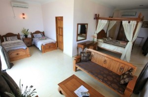 Sun Beach Resort Ocean View Suite Interior