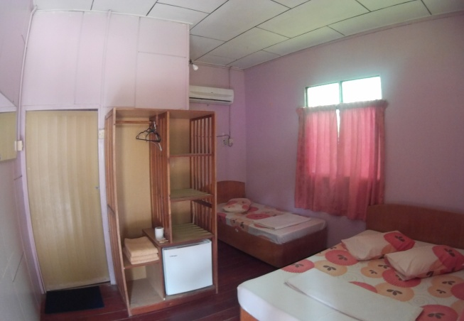 Salang Sayang Resort Triple Room