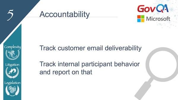GovQA Slay The Public Records Dragon Presentation Slides Accountability