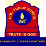 Army Public School TGT PGT PRT Recruitment 2018 AWES Application Form