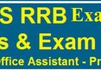 IBPS RRB Syllabus 2021