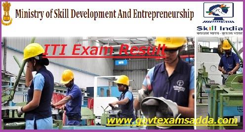Rajasthan DTER NCVT ITI Result 2019