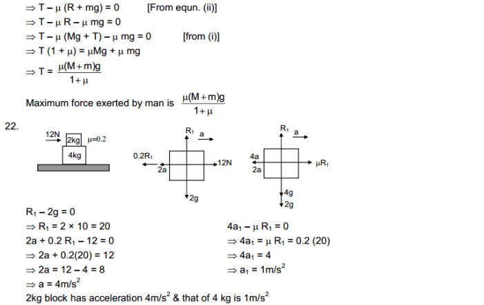 Chapter 6 solution 14