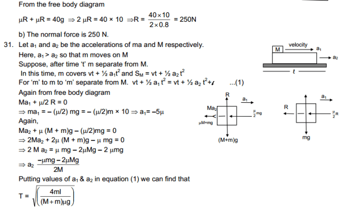 Chapter 6 solution 21