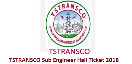 TSTRANSCO Sub Engineer Hall Ticket