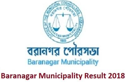 Baranagar Municipality Result 2018