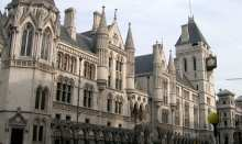 Her Majesty's High Court of Justice in England