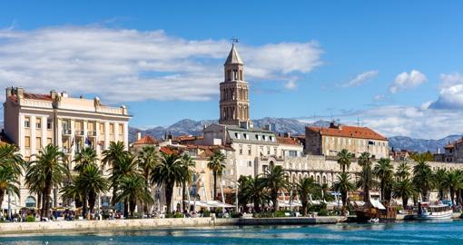 split croatia s second largest city photo credit croatia national tourist board ivan