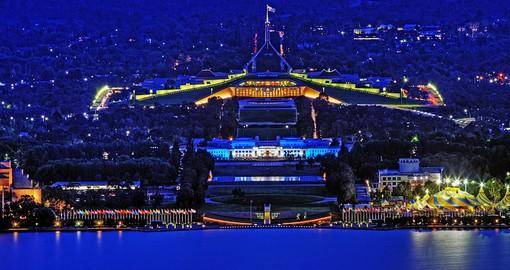 Canberra Australia Tours Australia Vacations 2018 19