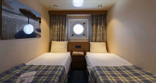 Celestyal Cruises L MS Celestyal Olympia Staterooms L