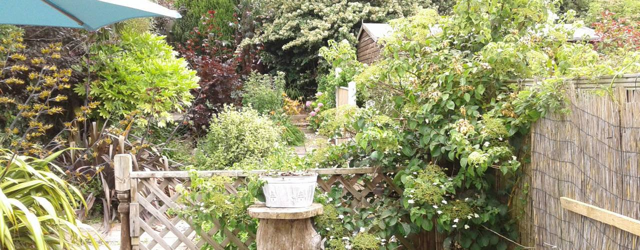 Rossmore garden, Horton