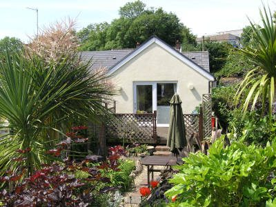 Rossmore self catering in Horton, Gower