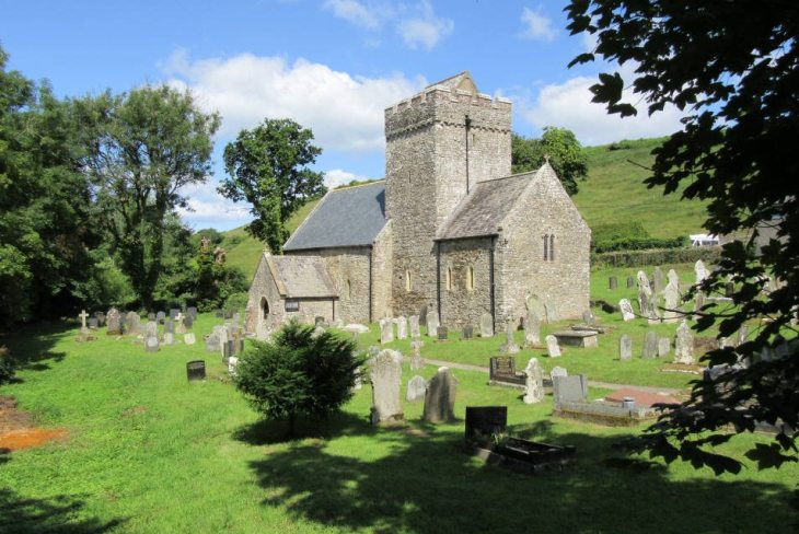 St Cadoc's Church, Cheriton, Gower Peninsula, Swansea