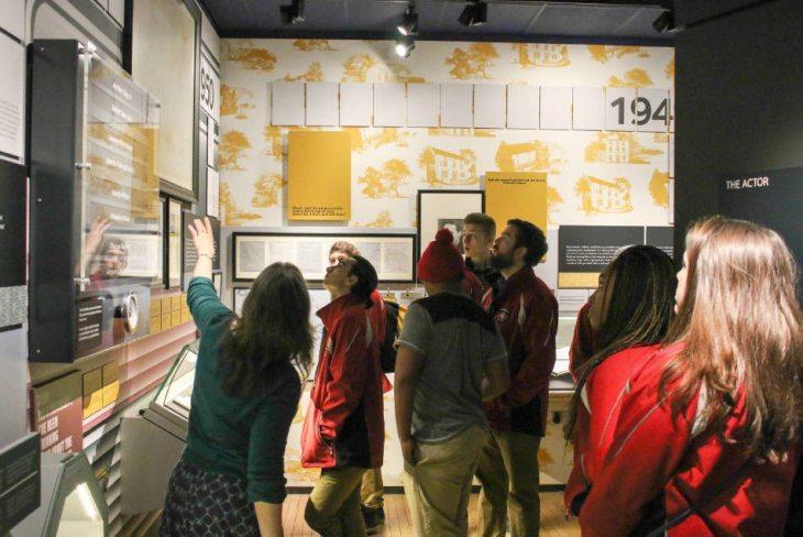 Dylan Thomas Centre Exhibition