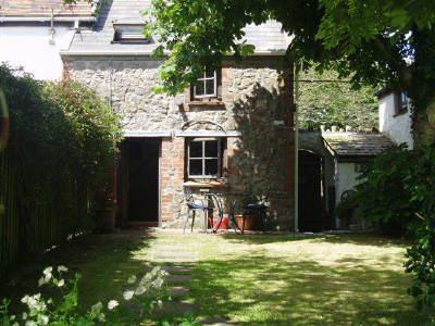 The Slope holiday cottage at Middleton Rhossili, Gower