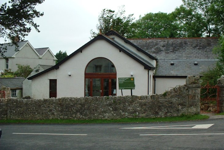 Reynoldston Methodist Church, Gower Peninsula