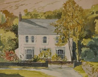 The Old Manse bed and breakfast accommodation, Penclawdd, Gower