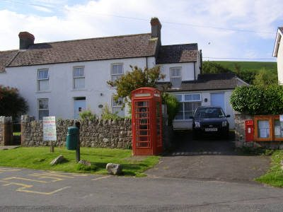Wagtails self-catering apartment, Llanmadoc, Gower