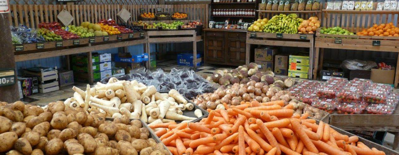 Murton Farm Shop, Gower Peninsula