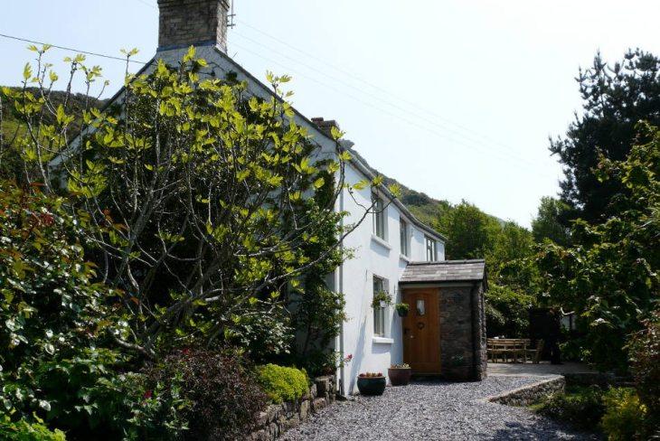 Little Hill End Cottage, Llangennith