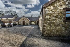 The Tractor House self-catering cottage, Llethryd, Gower