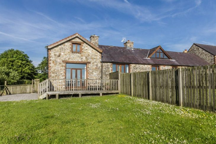 The Barn self-catering accommodation, Llethryd, Gower