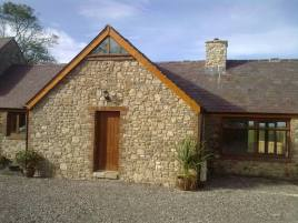 The Tractor House self-catering accommodation, Pengwern Farm, Llethryd, Gower