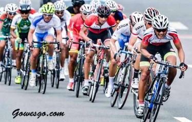 olahraga balap sepeda