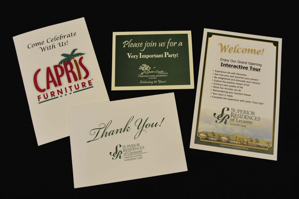 Invitation Mailers Direct Mail