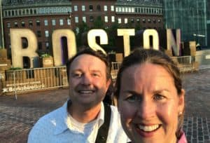 Boston frugal vacation