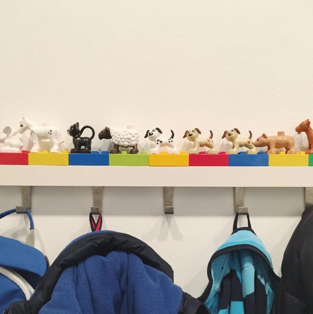DIY: Flo's Garderobe | GoWithTheFlo