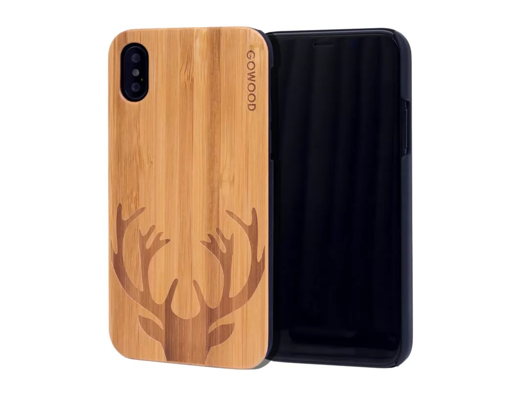 Iphone X And Xs Wood Case Iphone X And Xs Case Bamboo