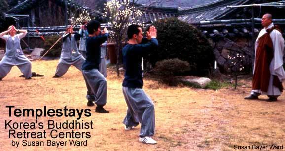 Templestays: Korea's Buddhist Retreat Centers