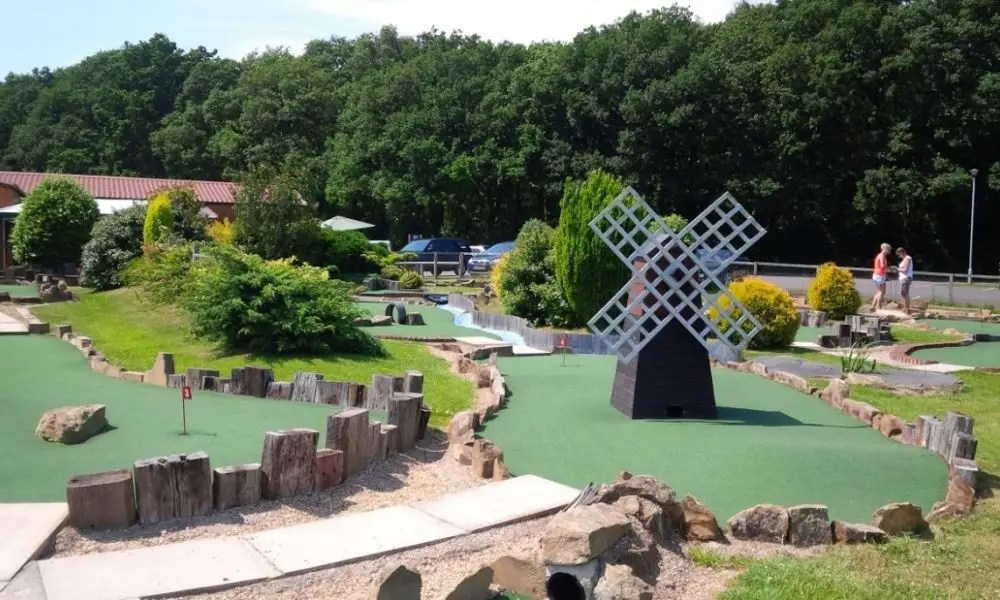 York Golf Range & Crazy Golf