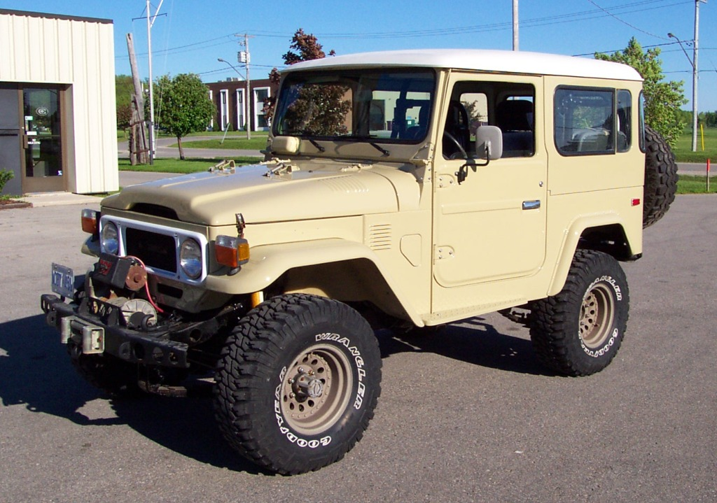 GOZZARD COMPOSITE PROTOTYPE 1981 BJ42