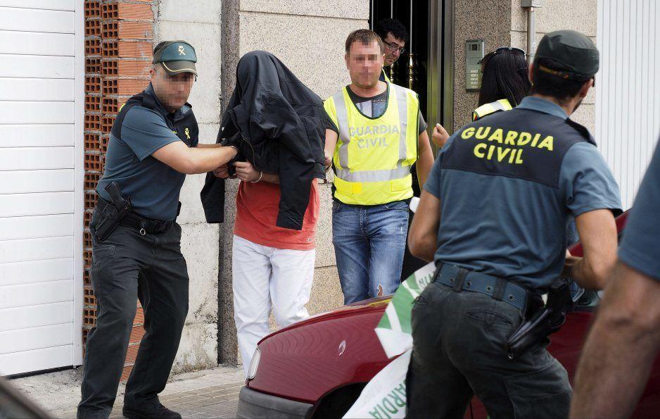 Delitos en España