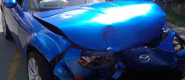 Víctima De Un Accidente De Tráfico