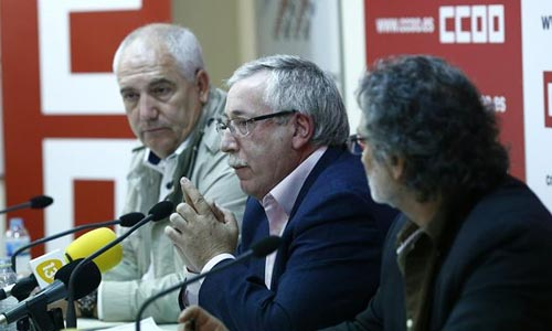 Los Peritos Economistas No Determinan Financiación Ilegal De CCOO-A