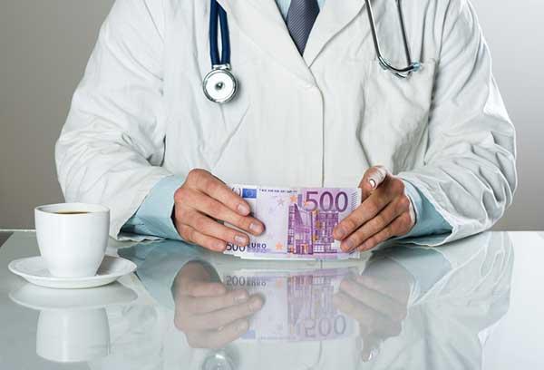 Una Rodilla Mal Operada: 180.000 Euros Según Peritajes Médicos