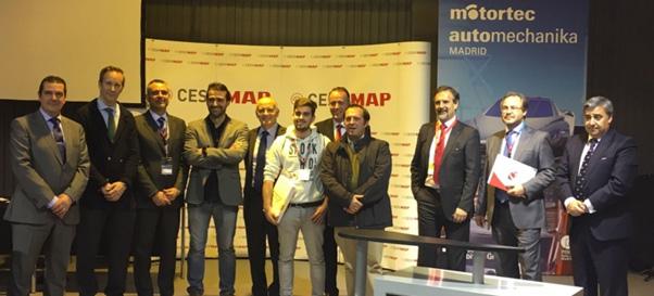 Gran Acogida Del Concurso De Peritación De APCAS Y CESVIMAP