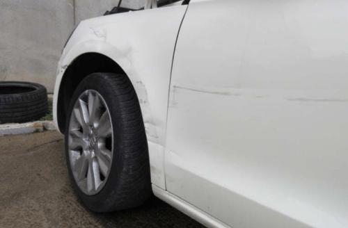inspección del vehículo