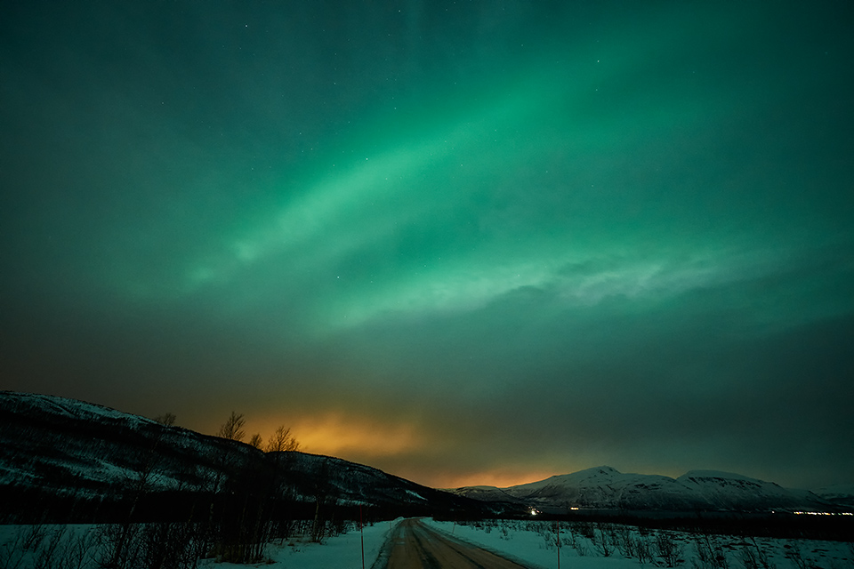 Aurora Borealis Norway 2017