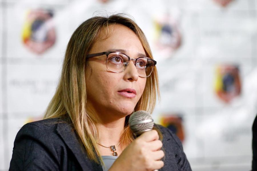 Delegada Milena Soares