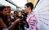 George Russel, Force India, VN Brazila 2017
