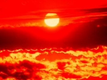 Very hot conditions are expected this weekend. The National Weather Service warns high temperatures will range from 98 to 105.  That will lead to heat indices of 100 to 110.(photo courtesy of the National Weather Service)