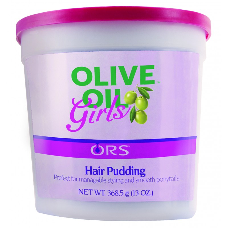 Olive Oil Girls Hair Pudding GPB Supplies